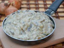 Kremowy sos pieczarkowy