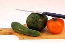 Krojenie i gotowanie warzyw