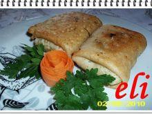 Krokiety Eli z mięsem i pieczarkami