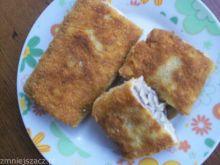 Krokiety pieczarkowo - serowe