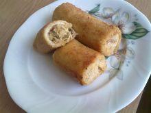 Krokiety z kapustą i grzybami wg Triss