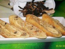 Krokiety z kapustą i suszonymi grzybami