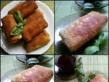 Krokiety z mięsem, podgrzybkami i ryżem