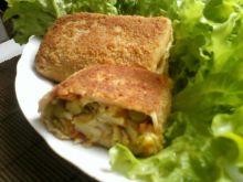 Krokiety z warzywami i serem