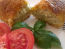 Krokiety z ziemniakami i serem