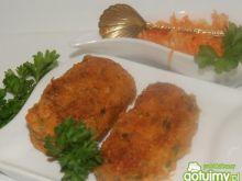 Krokiety z ziemniaków z makrelą