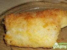 Krokiety z żółtym serem i pieczarkami
