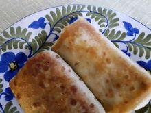 Krokiety ze słodką białą kapustą i grzybami