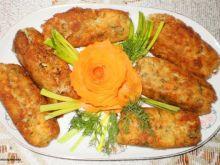 Krokiety ziemniaczano-tuńczykowe :