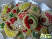 Kruche ciasteczka 3