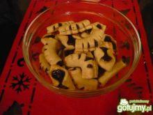 Kruche ciasteczka nadziewane marmoladą