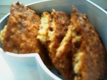 Kruche ciasteczka owsiane z czekoladą