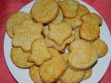 Kruche ciasteczka z cukrem