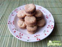 Kruche ciasteczka z gotowanych żółtek