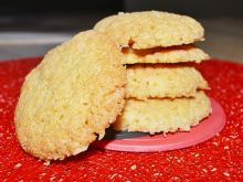 Kruche ciasteczka z kaszy manny