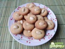 Kruche ciasteczka z migdałami 2