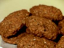 Kruche ciasteczka z muesli