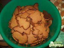Kruche ciasteczka z pomarańczą