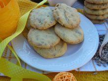 Kruche ciasteczka z prażonym słonecznikiem