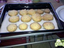 Kruche ciasteczka z słonecznikiem