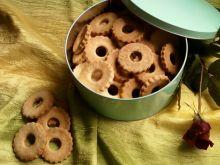 Kruche ciasteczka z winnym aromatem