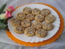 Kruche ciasteczka z ziarenkami