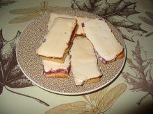 Kruche ciastka z dżemem
