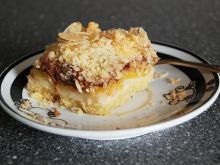 Kruche Ciasto z Kruszonką Migdałową