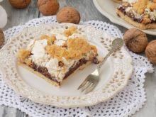 Kruche ciasto z orzechami siostry Anastazji