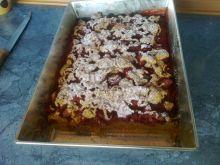 Kruche ciasto z truskawkami