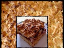 Kruche ciasto ze śliwkami 4