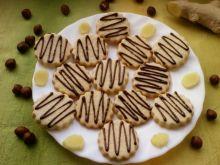 Kruche imbirowe ciasteczka