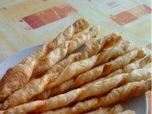 Kruche paluszki z serem