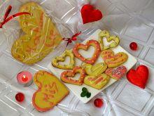 Kruche serduszka na Walentynki