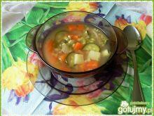 Krupinkowo-warzywny misz masz