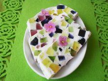 Kryształek- kolorowy deser