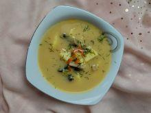 Kryzysowa zupa ziemniaczana