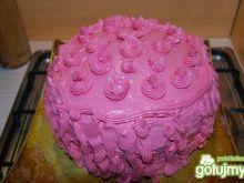 Księżniczkowy tort urodzinowy