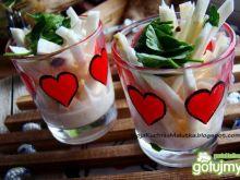 Kubeczek zdrowia- sałatka z selera