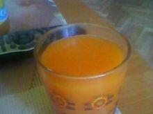 kubuś marchewkowo pomarańczowy