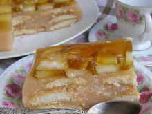 Kubusiowo-gruszkowy deser