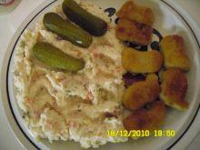 Kuchnia holenderska: Kibbeling snack :)