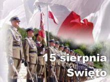 Kuchnia polowa podczas Święta Wojska Polskiego