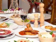 Kuchnia ukraińska w restauracji Barka Tumska