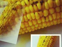 Kukurydza na ciepło z masłem