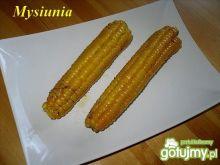 Kukurydza na maśle smażona