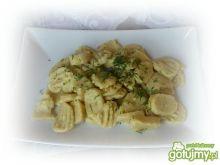 Kukurydziane kluseczki z ziemniaków
