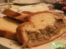 Kulebiak z kapustą kiszoną
