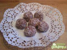 Kuleczki czekoladowo - kokosowe