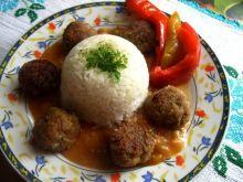 Kuleczki imbirowe z ryżem
